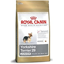 Royal Canin Croquettes Yorkshire Terrier Junior/Chiot, 1,5 Kg