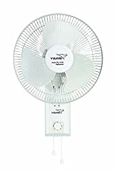 V Guard Wall Fan Superflo High Speed- White ; Sweep Size 400mm