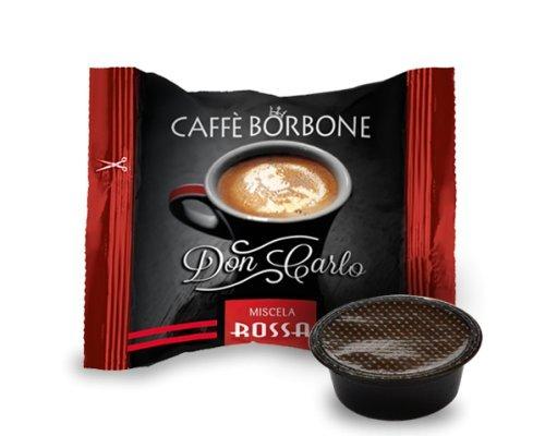 500 capsule caffè Borbone compatibili a modo mio miscela rossa 41