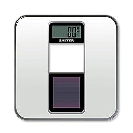Salter 9068 WH3R Bilancia Elettronica Solare