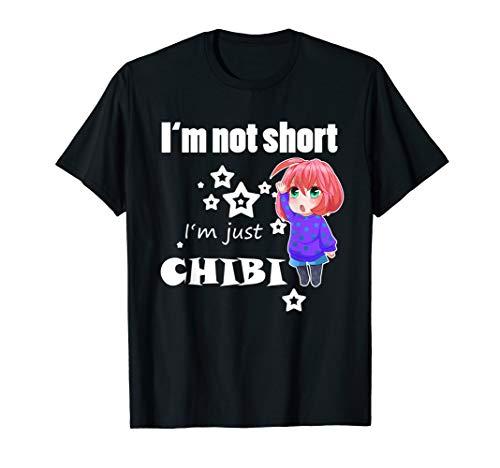 Anime Funny Chibi Manga Kawaii Otaku T-Shirt & Geschenk