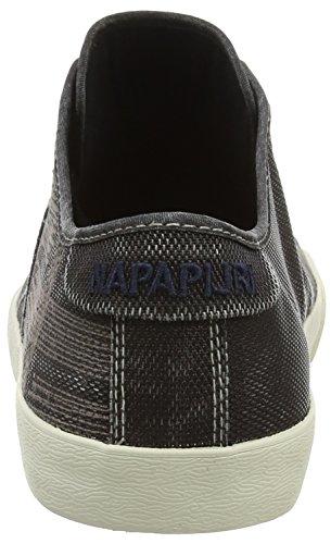 Napapijri Asker, Baskets Basses homme Noir - Schwarz (black N00)