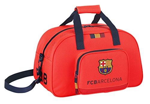 Barça – Bolsa de deporte, color naranja (Safta 711462273)