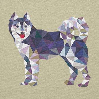 TEXLAB–Poly Dog–Sacchetto regalo in tessuto Naturale