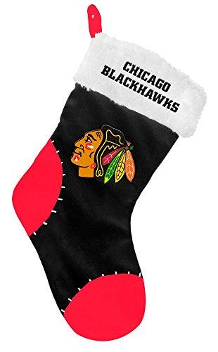 NHL Chicago Blackhawks 2017Basic Strümpfe, schwarz, one size
