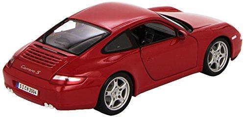 Maisto 531692 - Reproducción en miniatura de Porsche 911 Carrera S (escala...