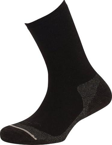 Lorpen Micromodal Wandersocken TCXTM Uniform/Duty Socken xl schwarz (Lorpen Uniform)