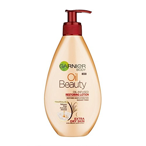 Garnier Body Oil Beauty Restoring Lotion Extra Dry Skin 250ml …