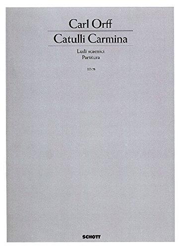 Catulli Carmina Chant