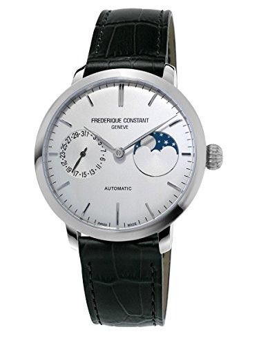 Frederique Constant fabbricazione Slimline Moonphase orologio automatico, fc-702