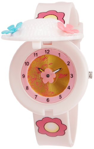 41x%2Brc4rPlL - Titan C4032PP01 Zoop Gold Childrens watch
