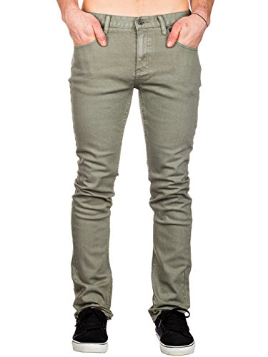 "Emerica-Selma ""Denim Jeans Homme Gris"