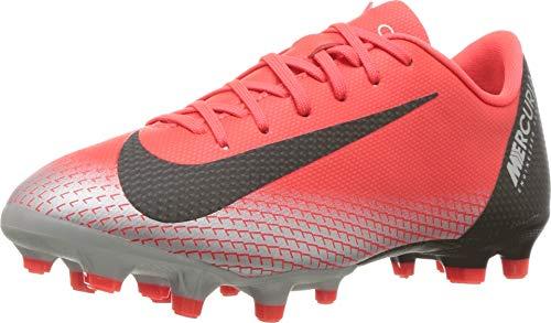 apor 12 Academy Gs CR7 MG Fußballschuhe, Rot (Bright Crimson/Black-Chrome-DA 600), 36 EU ()