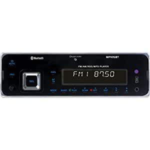 oxygen mp105bt autoradio usb sd rds bluetooth 4 x 55 w gps auto. Black Bedroom Furniture Sets. Home Design Ideas