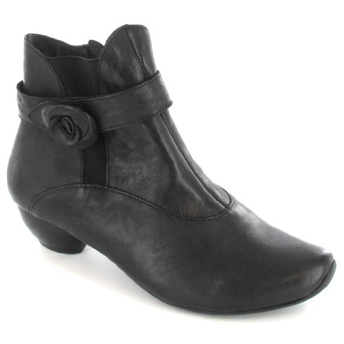 Think Aida 89268-00 Bottines d'équitation Noir - Noir