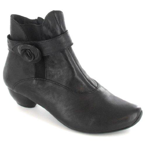 Think Aida 89268–00Bottines d'équitation Noir - Noir