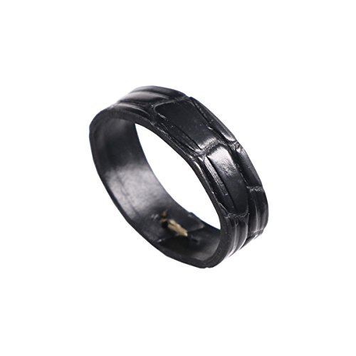 genuine-circular-grain-strap-keeper-loop-in-black-from-crocodile-leather-size-18mm