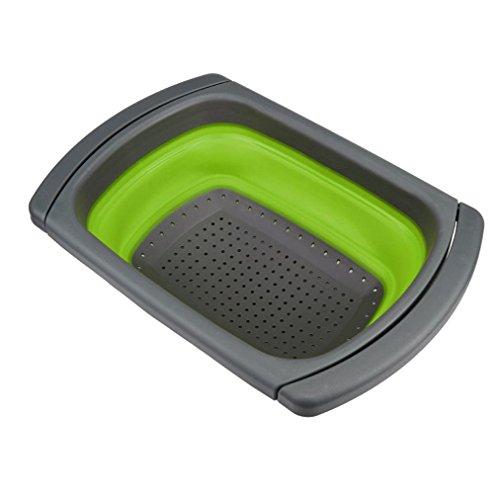 strainer-longrar-new-kitchen-helper-collapsible-silicone-colander-fruit-vegetable-strainer-green