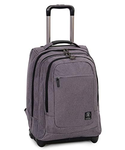 Invicta Trolley Business Bump Rucksack, 53 cm, Grau (841)