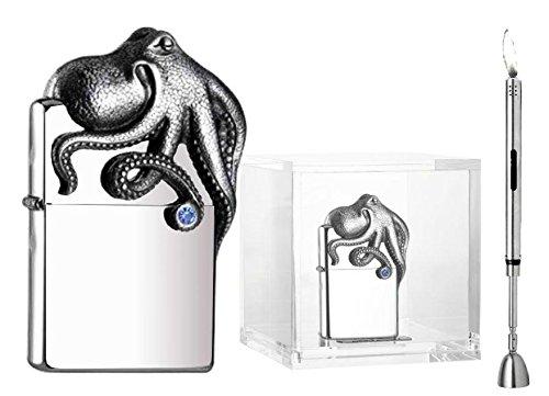zippo-feuerzeug-octopus-3d-emblem-in-acrylbox-limited-edition-xxxx-2500-stabfeuerzeug