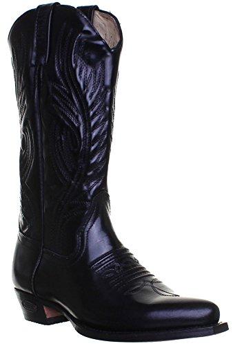 Loblan 194C-bottes Noir Noir - Black S1Q
