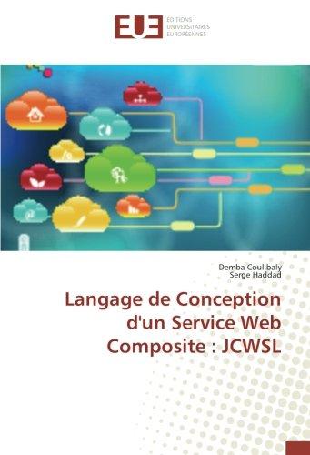 Langage de Conception d'un Service Web Composite
