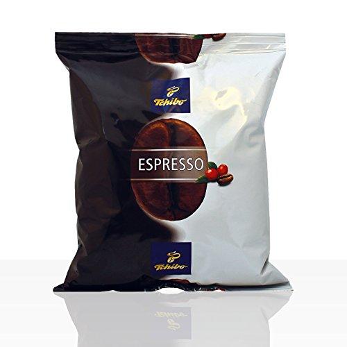 Tchibo Cafe Espresso Classico - 10 x 500g ganze Kaffee-Bohne