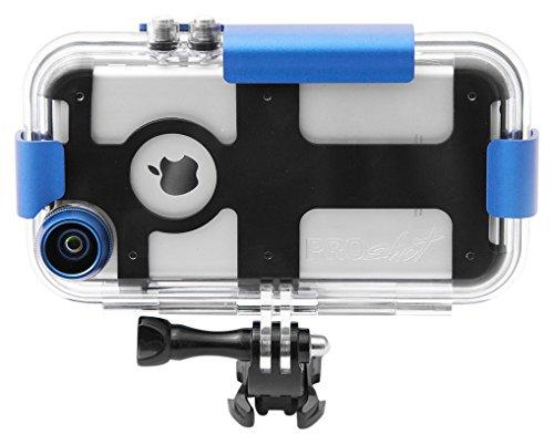 ProShot Case iPhone 6/6s Unterwassergehäuse für Bilder und Videos, wasserfest