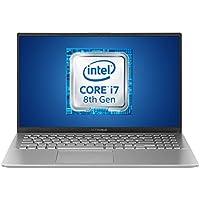 """Asus Vivobook A512, Notebook con Monitor 15,6"""", Anti-Glare, Intel Core i7 8565U, RAM 8GB, HDD 256GB SSD SATA 3, Windows 10"""