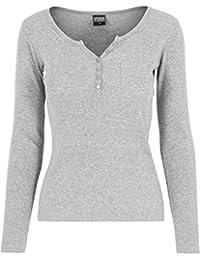 04ca28cccaf6f Suchergebnis auf Amazon.de für: Rippshirt - Baumwolle / Damen ...