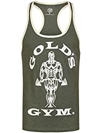 Gold's Gym, Muscle Joe Contrast Vest, Tank Top, Herren