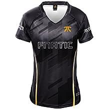 Fnatic Camiseta de jugadora del Equipo 2018 – de Mujer