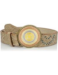 Amazon.es  Desigual - Cinturones   Accesorios  Ropa f49199553ab8