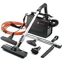 Hoover CH30000 - Aspiradora (7,4 A, Aspiradora cilíndrica, Bolsa para el polvo, Negro, ETL, UL, Secar)