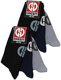 Home Boy Socken Basic 6er Pack