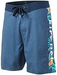 "2017 Rip Curl Panelled 18"" Boardshorts BLUE CBOFI4"