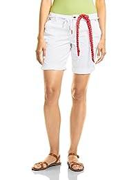 f11b02aa358a Suchergebnis auf Amazon.de für  weisse Bermuda Shorts - 42   Damen ...