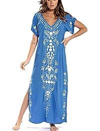 Camisolas y pareos para mujer | Amazon.es