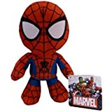 Spiderman Disney 30cm Muñeco Peluche Original Vengadores Pelicula Comic Marvel Heroes Universe Alta Calidad