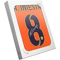 exclusivememorabilia.com Camiseta de visitante del Barcelona 2014-15  firmada por Andrés Iniesta. e032499dc4a
