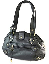 "Morgan [E3755] - Sac ""Morgan Glossy"" Noir"