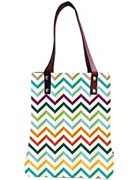 Tote Bag | Tote Bags For Girls | Canvas Tote Bag | Hand Bag | Stylish Tote Bag | Shopping Bag | Digital And Screen... - B07GPJH8CQ