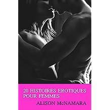 20 histoires érotiques pour femmes