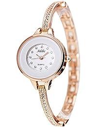 Addic Analogue White Dial Women's Watch-Addicww434