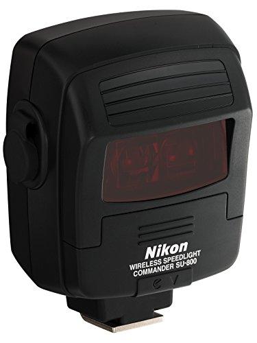 Nikon Wireless Speedlight Commander SU-800–Accessory for Camera (Black) (Imported)