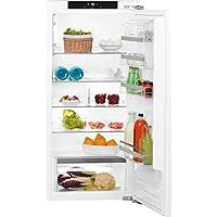 Bauknecht KRIE 2124 A+++ Einbau-Kühlschrank/209L Nutzinhalt/Leise mit 35 dB/energiesparend 69 kWh/Jahr/Einfache Festtürmontage/Nische 122 cm