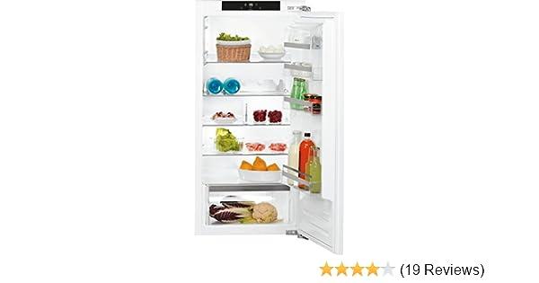 Kleiner Leiser Kühlschrank Mit Gefrierfach : Bauknecht krie 2124 a einbau kühlschrank 209l nutzinhalt leise