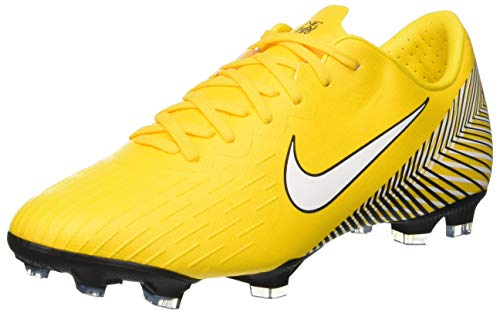 Nike Mercurial Vapor XII Elite Neymar Fg, Scarpe da Calcetto Indoor Unisex-Bambini, Multicolore (Amarillo/White/Black/Anthracite 710), 38 EU