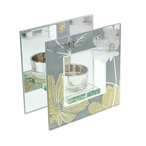 Das Le Grandeur Collection (Hestia Teelichthalter, Glas, Grandeur Collection