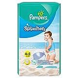 Pampers Splashers Gr.4-5 Tragepack, 11 Stück